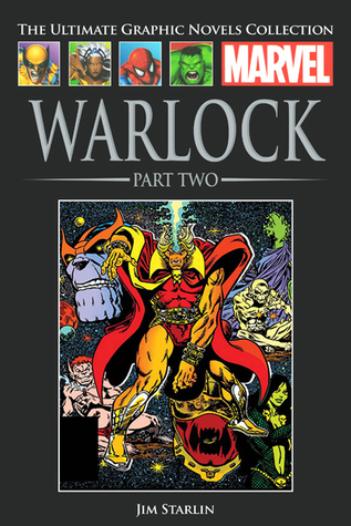 Warlock, Part 2 (Marvel Ultimate Graphic Novels Collection)