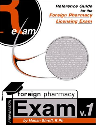 Reference Guide for Foreign Pharmacy Licensing Exam