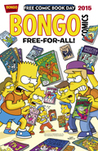 Bongo Comics Free-For-All! FCBD 2015 by Matt Groening