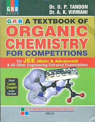 op tandon organic chemistry download pdf