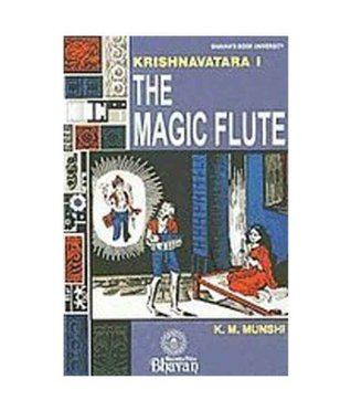 The Magic Flute (Krishnavatara #1)