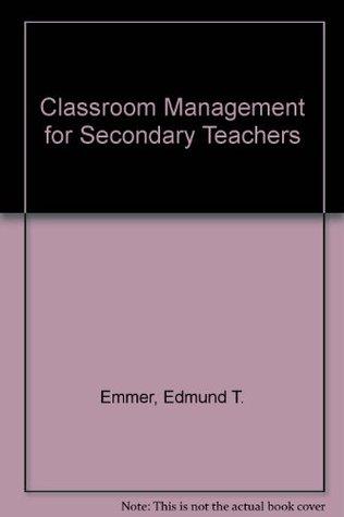 Classroom Management for Secondary Teachers