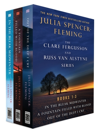 The Clare Fergusson & Russ Van Alstyne Series, Books 1-3: In the Bleak Midwinter / A Fountain Filled with Blood / Out of the Deep I Cry (The Rev. Clare Fergusson & Russ Van Alstyne Mysteries #1-3)
