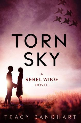 Torn Sky (Rebel Wing, #3)