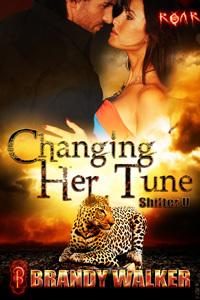 Changing Her Tune (ROAR) (Shifter U, #2)