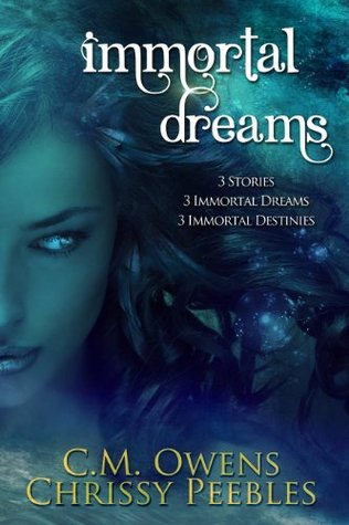 Ebook Immortal Dreams by C.M. Owens DOC!