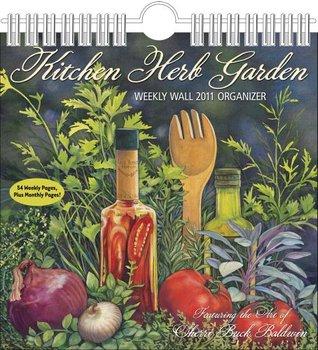 Kitchen Herb Garden Planner Calendar 2011