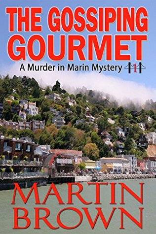 Book Review: The Gossiping Gourmet by Martin Brown