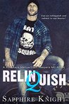 Relinquish (Oath Keepers MC, #3)