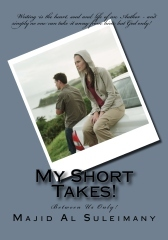 My Short Takes!