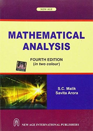 Principles of real analysis: s. C. Malik: 9781906574819: amazon.