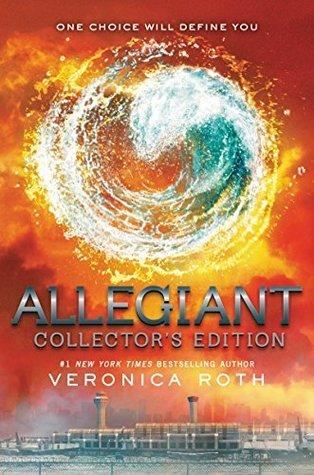 Allegiant(Divergent 3)