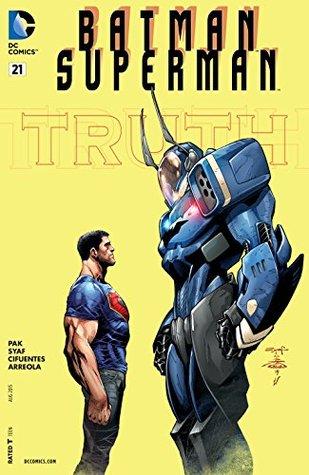 Batman/Superman #21