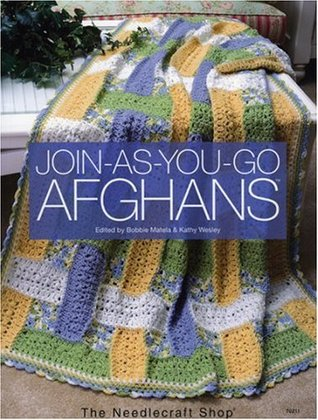 Join-As-You-Go Afghans