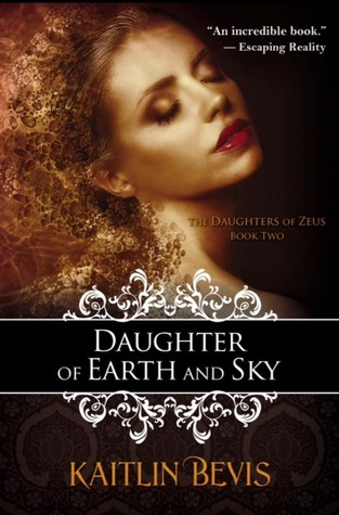 Daughter of the Earth and Sky by Kaitlin Bevis