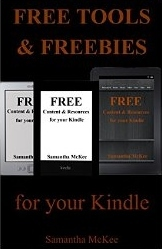 Free Tools & Freebies for your Kindle (Free Kindle Books)