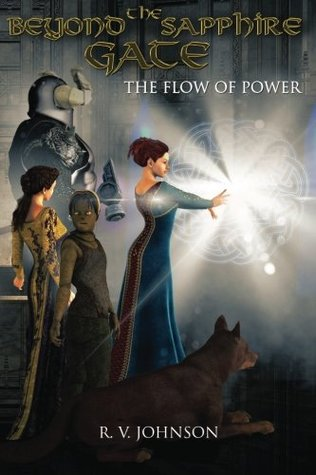 Beyond the Sapphire Gate (The Flow of Power, #1)
