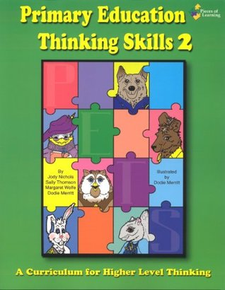 Primary Education Thinking Skills 2 Updated - With CD