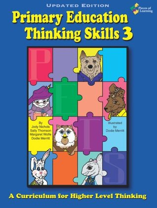 Primary Education Thinking Skills 3 - PETS(TM) - Updated Edition with CD