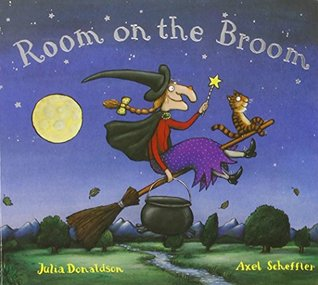 Room on the Broom: Activity Book