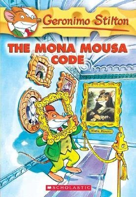 The Mona Mousa Code (Geronimo Stilton, #15)