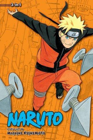 Naruto (3-in-1 Edition), Vol. 12: Includes volumes 34, 35 & 36