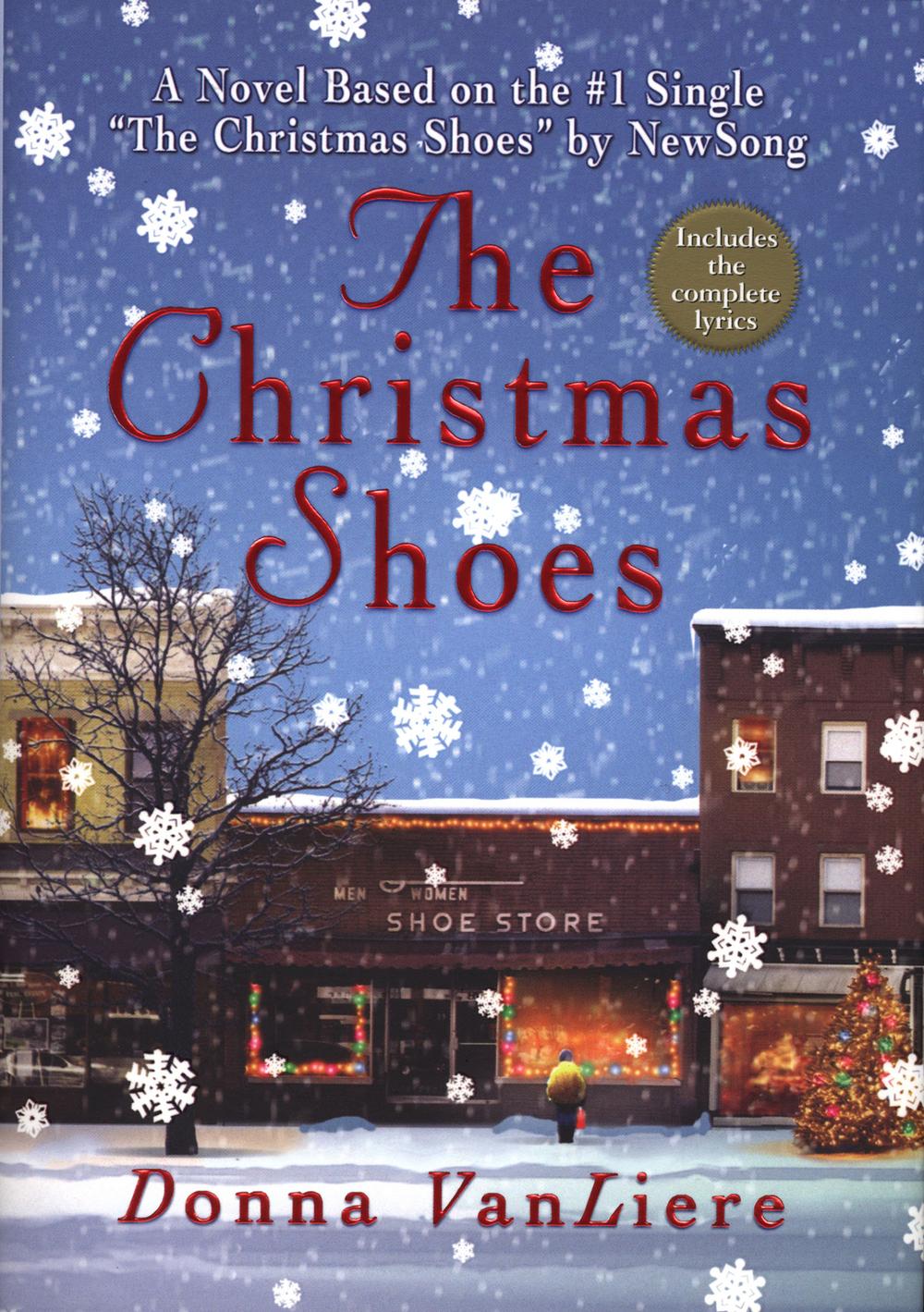 The Christmas Shoes (Christmas Hope #1)