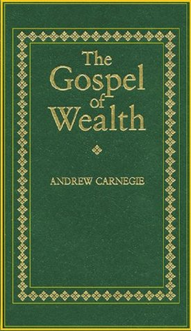 essay on wealth by andrew carnegie
