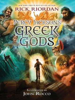 Percy Jackson's Greek Gods – Rick Riordan