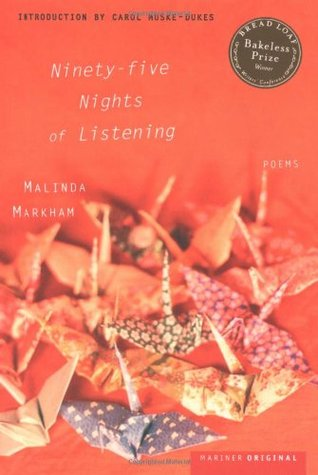 Ninety-five Nights of Listening: Poems