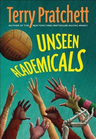 Unseen Academicals (Discworld, #37)