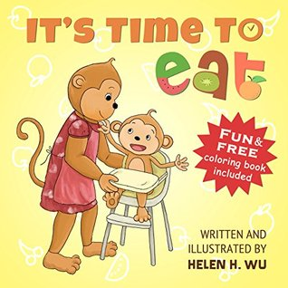 it-s-time-to-eat-a-children-s-picture-book-for-early-beginner-readers-children-s-book-picture-book-bedtime-story-kids-book-collection-education-funny-humor-ebook