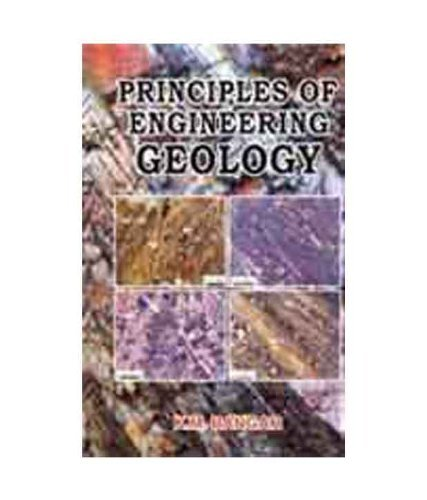 Principals of Engineering Geology