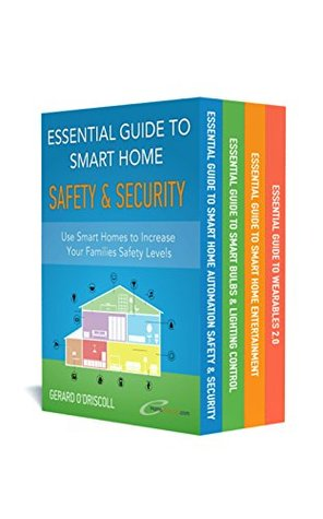 Smart Home Automation Essential Guides Box Set The Includes First Seven Books