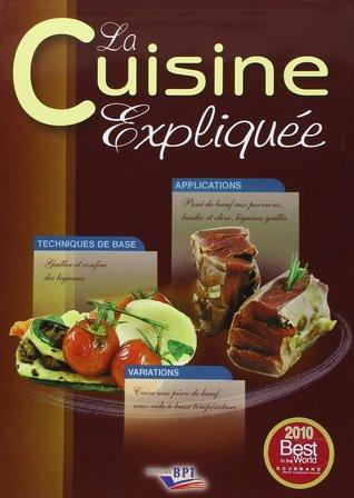 La cuisine expliquée por Gilles Charles