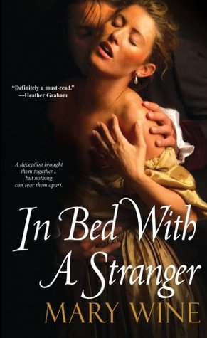 In Bed With A Stranger (McJames, #1)
