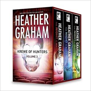 Krewe of Hunters Series, Volume 3: The Night Is Watching / The Night Is Alive / The Night Is Forever (Krewe of Hunters #9-11)