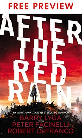 After the Red Rain-- FREE PREVIEW EDITION (First 128 Pages)