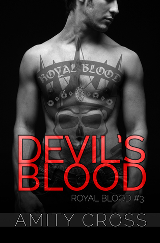Devil's Blood by Amity Cross