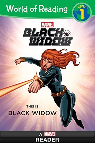 World of Reading Black Widow: This Is Black Widow: Level 1 (World of Reading (eBook))