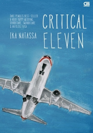 Critical Eleven Book Cover