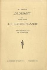 "Het Abel spel ""Gloriant"" en de Sotternie ""De Buskenblazer"""
