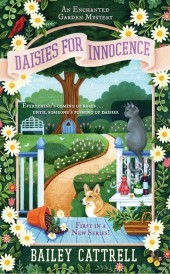Daisies for Innocence (Enchanted Garden Mystery, #1)