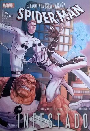 Spider-Man infestado: El camino a la Isla Araña (Spiderman de Ovni Press, #7-8)