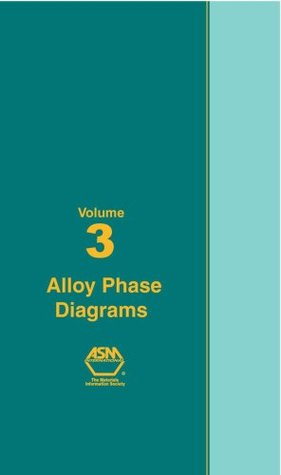 Asm Handbook Volume 03 Alloy Phase Diagrams By Asm International