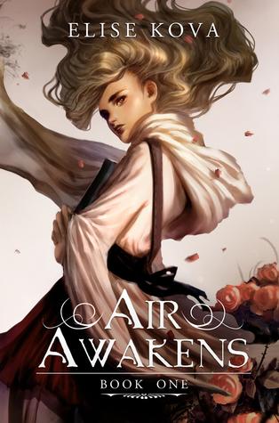 Air Awakens by Elise Kova
