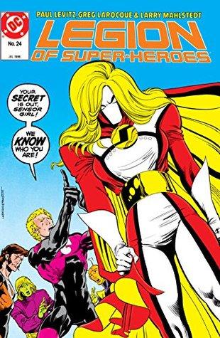 Legion of Super-Heroes (1984-) #24