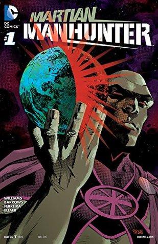 Martian Manhunter (2015-) #1