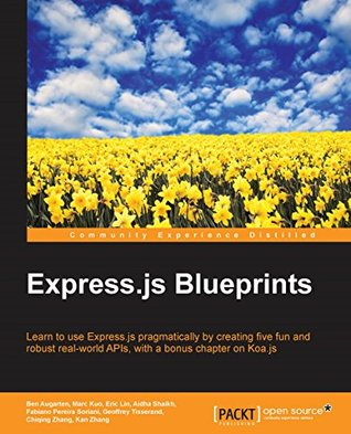 Expressjs blueprints by ben augarten 25742877 malvernweather Image collections