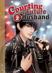 Courting My Future Husband Book 2